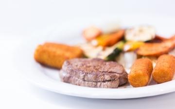 Abwechslungsreiche kulinarischen Menüs in der Ergolz-Klinik