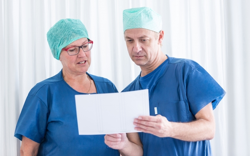 Fachpflege-Team Anästhesie